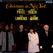 Leontyne Price, Arthur Fiedler And Special Guests Steve Lawrence (2), Eydie Gormé - Christmas In New York Vol. 3