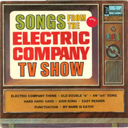 V.A. - Songs From The Electric Company TV Show
