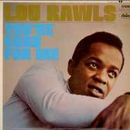 Lou Rawls - You're Good For Me