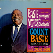 Count Basie With Alan Copeland Singers, The - Basie Swingin' Voices Singin'