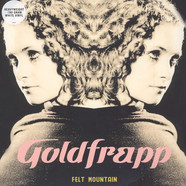 Goldfrapp - Felt Mountain White Vinyl Edition