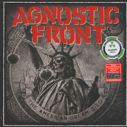 Agnostic Front - The American Dream Died Clear Vinyl Edition