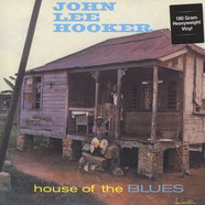 John Lee Hooker - House Of The Blues 180g Vinyl Edition