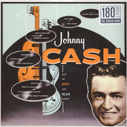 Johnny Cash - With His Hot & Blue Guitar 180g Vinyl Edition