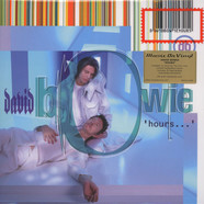 David Bowie - Hours Blue Purple Mixed Vinyl Edition