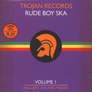 V.A. - Best Of Trojan Rude Boy Ska Volume 1