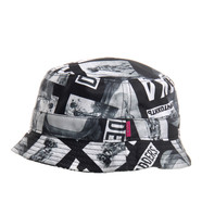 Mishka - Radioactive Block Bucket Hat