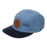 The Quiet Life - Day Flannel 5 Panel Cap