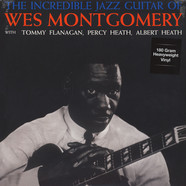 Wes Montgomery - The Incredible Jazz Guitar Of Wes Montgomery 180g Vinyl Edition