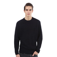Ben Sherman - Mouline Wool Crewneck Sweater