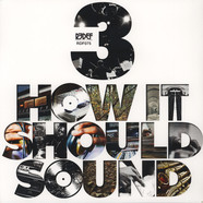 Damu The Fudgemunk - How It Should Sound Volume 3 Black Vinyl Edition