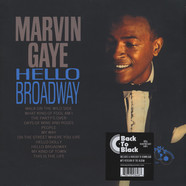 Marvin Gaye - Hello Broadway