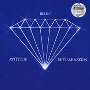 Martin L. Dumas Jr. - Attitude, Belief & Determination Blue Vinyl Edition