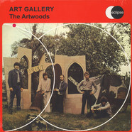 Artwoods - Art Gallery Red Vinyl Edition