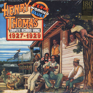 Henry Thomas - Complete Recorded Works 1927-1929