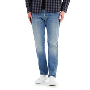 Edwin - ED-55 Relaxed Tapered Pants Red Listed Selvage Denim, 14oz