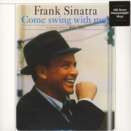 Frank Sinatra - Come Swing With Me! 180g Vinyl Edition