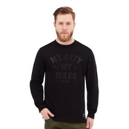 Iriedaily - Silicon City Cut Crewneck Sweater