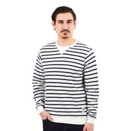 Iriedaily - Striate Crewneck Sweater