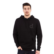 Diamond Supply Co. - Tonal Un-Polo Hoodie