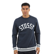 Stüssy - College Crewneck Sweater