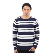 Wemoto - Lindsay Crewneck Knit Sweater