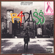 Joey Bada$$ - B4.da.$$ Pink Vinyl Edition (Damaged Sleeve)