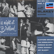 Art Blakey - Night At Birdland With Art Blakey Quintet Volume 1