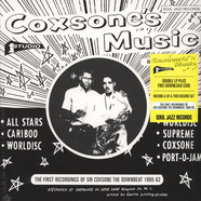 Soul Jazz Records presents - Coxone's Music - The First Recordings Of Sir Coxsone:  The Downbeat 1960-63 - Part 1