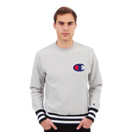 Champion - Ribbed Crewneck Sweatshirt