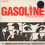 Gasoline - A Journey Into Abstract Hip Hop Red Vinyl Edition