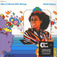 Alice Coltrane - World Galaxy Back To Black Edition