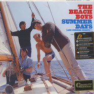 Beach Boys, The - Summer Days (And Summer Nigzts!!!) 200g Vinyl, Mono Edition