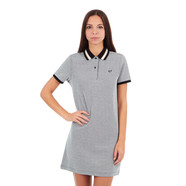 Fred Perry - Bomber Stripe Collar Pique Dress