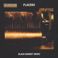 Placebo - Black Market Music Gold Vinyl Edition