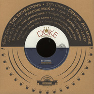 Sensations, The / Dennis Alcapone - Baby Love / DJs Choice