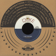U Roy & Hopeton Lewis / The Versatiles - Drive Her Home / I Love You My Baby