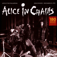 Alice In Chains - Live At The Palladium, Hollywood 180g Vinyl Edition