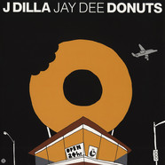 J Dilla - Donuts 10th Anniversary Gatefold Edition