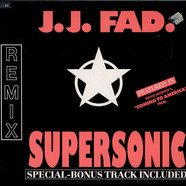 J.J. Fad / The Unknown DJ - Supersonic Remix / Another Hoe / Breakdown (Dance Your Ass Off)