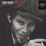 Tom Waits - Live At My Father's Place In Roslyn, NY October 10, 1977 WLIR-FM