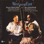 Yehudi Munuhin / Ravi Shankar - West Meets East