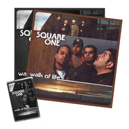 Square One - Walk Of Life 15th Anniversary Vinyl Re-Release hhv.de Bundle