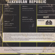 Philou Louzolo - Alkebulan Republic
