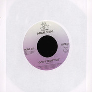 Adam Chini - Don't Tempt Me / Let The Night Slip Away