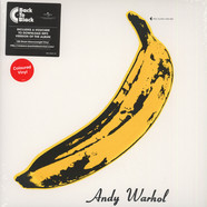 Velvet Underground, The & Nico - The Velvet Underground & Nico Coloured Vinyl Edition