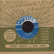 Monty & The Cyclones / Don Drummond - Jazz Walking / Just Cool