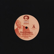 Marc Staggers - Bring It Home To Me Parts One & Two Tom Moulton Remix
