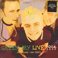 Green Day - Live At WFMU-FM, East Orange, New Jersey, August 1st, 1994 180g Vinyl Edition