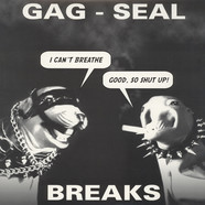 DJ Qbert - Gag Seal Breaks White Vinyl Edition